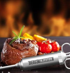best meat injector